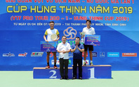Văn Phương hạ Minh Tuấn, lên ngôi VTF Pro Tour 1