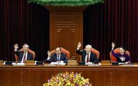 Cận cảnh khai mạc Hội nghị Trung ương 10