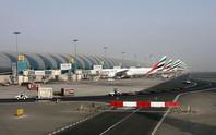 Máy bay rơi ở Dubai, không ai sống sót