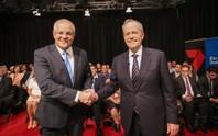 Biến đổi khí hậu bao trùm bầu cử Úc