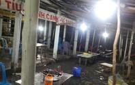 Bắt 2 đối tượng đập phá quán ăn chặt chém ở Long An