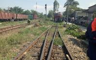 Nằm trên đường ray, nam thanh niên bị tàu SE1 tông tử vong