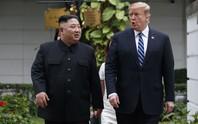 """Triều Tiên cảnh báo """"không nối lại đàm phán hạt nhân"""""""