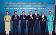Vietnam Airlines kỷ niệm 15 năm bay thẳng đến Nga