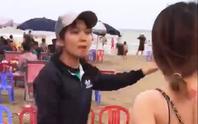 Du khách tố bị chặt chém 500.000 đồng ghế ngồi ở bãi biển Thanh Hóa