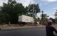 TP Vũng Tàu: Xe tải tông 3 xe máy, 1 người đã tử vong