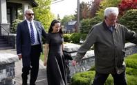 Canada quản thúc giám đốc tài chính Huawei trong biệt thự gần 10 triệu USD