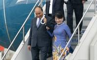 Thủ tướng tới Nhật Bản tham dự Hội nghị Thượng đỉnh G20