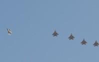 "Mỹ lần đầu triển khai ""Chim ăn thịt"" F-22 tới gần Iran"