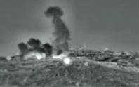 Israel nã tên lửa vào căn cứ không quân Syria