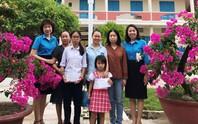 CÔNG ĐOÀN GIÁO DỤC KHÁNH HÒA: Động viên con cán bộ, giáo viên và đoàn viên khó khăn