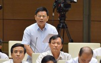 Đại biểu QH chất vấn bộ trưởng Xây dựng về xử lý sai phạm tại tòa nhà 8B Lê Trực