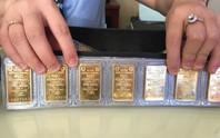 Giá vàng SJC giảm mạnh trong ngày cuối tuần