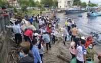Phú Quốc ra quân quyết dẹp sạch rác thải nhựa