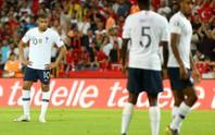 Hàng công tịt ngòi, Pháp thua sốc ở vòng loại Euro