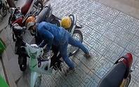 Cần Thơ: Truy tìm 2 kẻ bịt mặt, chuyên dùng khoá vạn năng phá trộm xe
