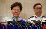 Trưởng đặc khu Hồng Kông tức giận vì người dân lại biểu tình
