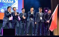 Việt Nam giành  2 huy chương vàng, 4 huy chương bạc Olympic Toán quốc tế