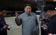 Triều Tiên âm thầm chế tạo tàu ngầm uy lực?