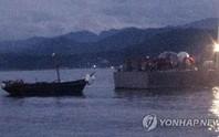 """Hàn Quốc tạm giữ """"thuyền quân đội Triều Tiên"""" xâm nhập lãnh hải"""