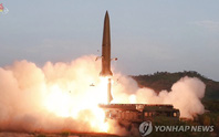 """Triều Tiên phóng tên lửa, tuyên bố đàm phán liên Triều """"kết thúc"""""""