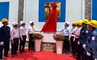 Gắn biển công trình đường dây 220 KV Nam Sài Gòn - quận 8