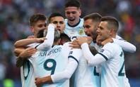 Messi bị đuổi nhưng Argentina giành hạng 3 Copa America