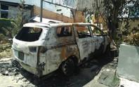 Chấn động vụ ném bom xăng vào quán cà phê ở TP Biên Hòa