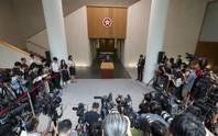 """Hồng Kông: Dự luật dẫn độ bị """"khai tử"""" sớm hơn dự kiến"""