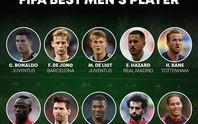 Dàn sao khủng quyết phế truất Messi, Ronaldo tại FIFA The Best 2019