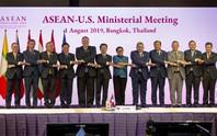 ASEAN và Mỹ trao đổi về diễn biến phức tạp gần đây trên Biển Đông