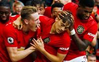 Phản công siêu đỉnh, Man United hạ nhục Chelsea