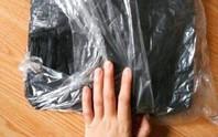 310 triệu đồng trong túi nhựa đen bỏ quên ở sân bay Tân Sơn Nhất