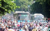 Đường ưu tiên cho xe buýt: Quyết tâm mới làm được