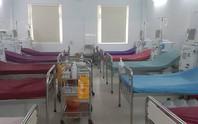 Clip: Trống trơn nơi chạy thận Bệnh viện đa khoa Nghệ An sau sự cố y khoa