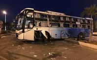 2 xe khách tông nhau khiến 1 người chết, hàng chục người nhập viện
