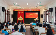 Hà Nội: Tập huấn nghiệp vụ công tác tuyên giáo cho cán bộ Công đoàn