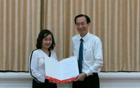 Phó Chủ tịch Thường trực UBND TP HCM chủ trì lễ trao quyết định nhân sự
