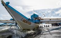 Chủ tàu Trung Quốc xin lỗi vì đâm chìm tàu cá Philippines