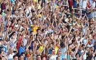 Sân Thiên Trường mở hội bóng đá