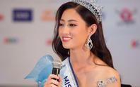 Tân hoa hậu Lương Thùy Linh đáp trả tin đồn mua giải