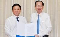 UBND TP HCM trao quyết định nhân sự lãnh đạo Sở Kế hoạch - Đầu tư