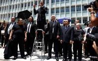 Hồng Kông đối mặt khủng hoảng tệ nhất từ năm 1997