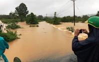 Lâm Đồng: Mưa lớn gây sạt lở đất, cô lập nhiều nơi
