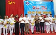 Hà Nội: Hội thi cán bộ y tế giỏi - thanh lịch