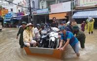 Mưa lớn hiếm gặp gây lũ lụt ở Tây Nguyên và Nam Bộ