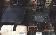 Phi công làm đổ cà phê, máy bay chuyển hướng