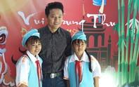 Quý Bình, Hạnh Thúy... hết lòng vì trẻ em!