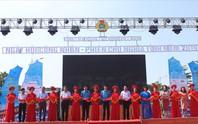 Khai mạc  Ngày hội công nhân – Phiên chợ nghĩa tình năm 2019 tại Hải Phòng