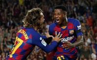 Dòng máu mới chảy tràn ở Barcelona